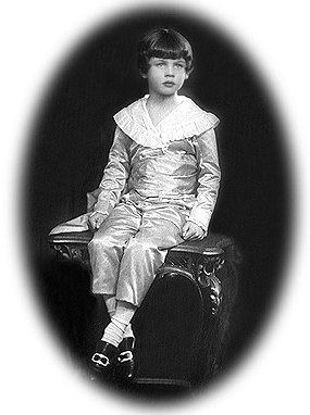Ring Bearer - Little Boys in Victorian Weddings