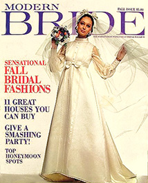 Modern Bride 1970 Wedding Dresses Gallery
